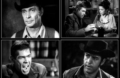 """""""THE BEST POLICY"""" : James Coburn dans """"The tall man"""""""
