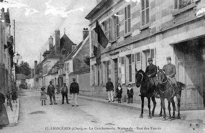 L'histoire de Lignières-en-Berry vous intéresse, ...