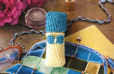 Concours Serial crochet n°10: la trousse de maquillage