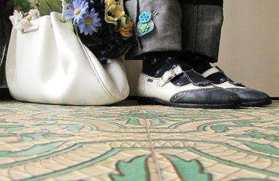 vintage shoes du dimanche