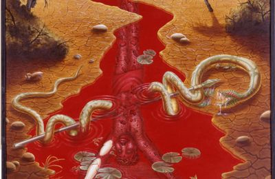 Norbert Kox : le sang régénérateur du Christ
