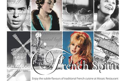 French Spirit Promotion at Mosaic