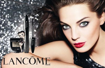 Betty Boop the new Lancome Star!