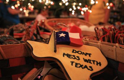 Don't mess with TEXAS ! - notre mini road trip...
