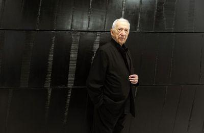 Pierre Soulages: au-delà de la couleur, la matière