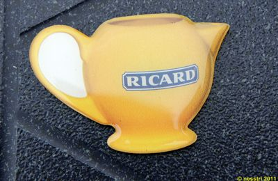 RICARD : magnets 2011
