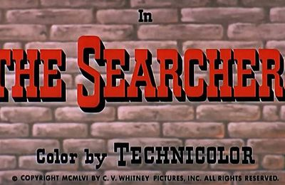 The Searchers, à la recherche de Nathalie Wood !
