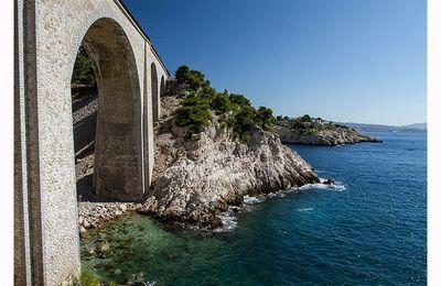 La côte Bleue (Bouches-du-Rhône)