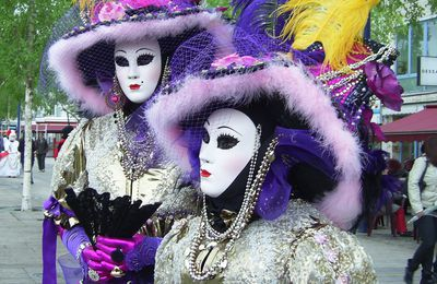 Carnaval vénitien 2013 à Verdun