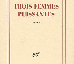 Trois femmes puissantes, Marie NDiaye