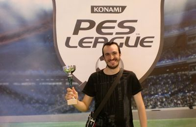 Pes league 13 juin à gardanne