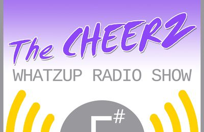 The Cheerz in your BOOMBOX : The Weekly Mix volume 5
