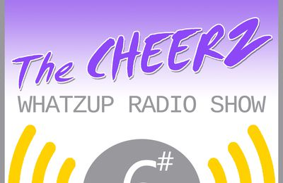 The Cheerz in your BOOMBOX : The Weekly Mix volume 6