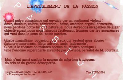 LA PASSION -