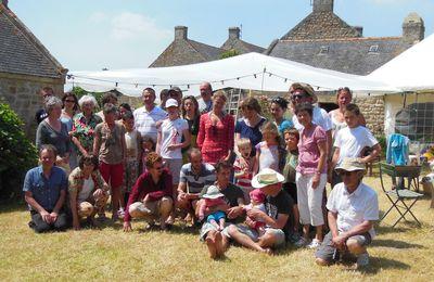 7 juillet 2013 : rassemblement famille !
