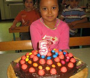 Arij a 5 ans