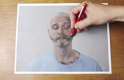 ART-Animation-Ballpoint Barber