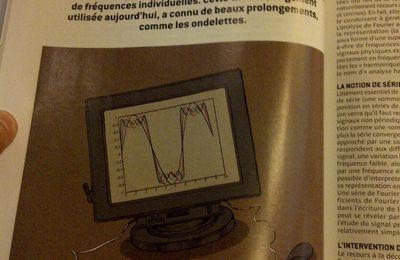 L'analyse de Fourier expliquee avec des mots simples