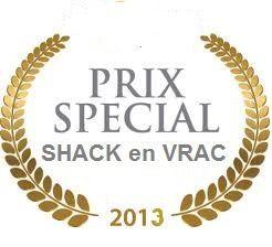 """Résultats du concours """"Shack en Vrac"""""""
