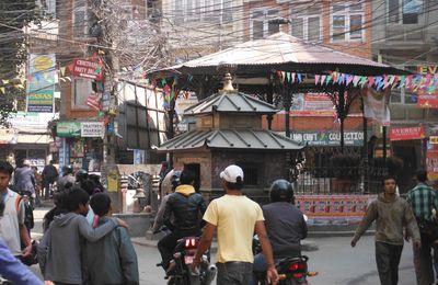 Une journée à flâner à Katmandou