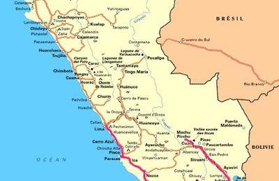 Paracas et les iles Ballestas