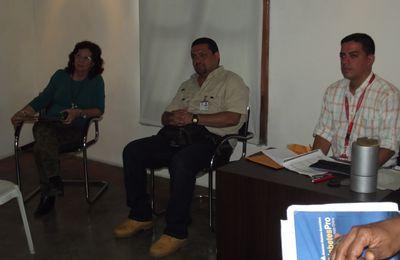 Los cultores populares de Sucre celebraron firma de convenio cultural en el área de la Danza: