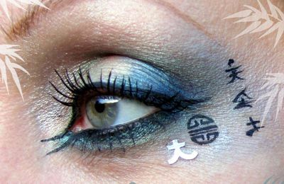Make Up Calligraphie de Chine