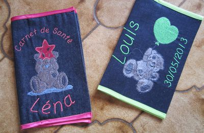 "proteges carnet de santé ""me to you"""
