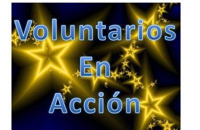 Voluntarios en Accion Visitan Refugios de Damnificados