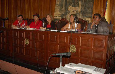 Diputada Iroshima Bravo, hizo acto de entrega de los premios de rifas del PSUV en el Municipio Zamora Al Acto que se llevó a cabo en el Salón de Sesiones del Concejo Bolivariano del Municipio