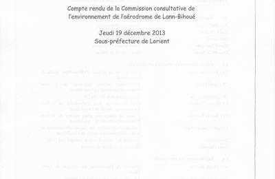 Compte rendu CCE Lann Bihoue