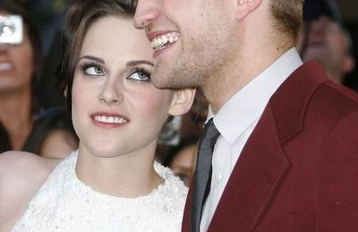 Rob Pattinson et Kristen Stewart vivent ensemble...