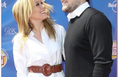 Hilary Duff - Et son mari Mike Comrie