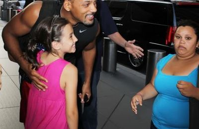 Will Smith - Cool avec ses fans