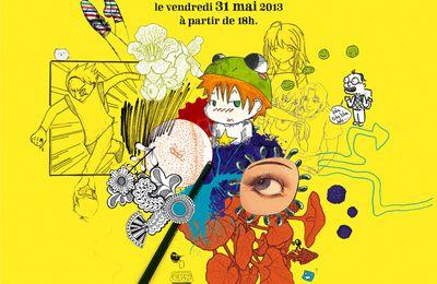 Expo : Ateliers BD/ Sciences - Collectif Stimuli - 31 mai au 28 juin 2013