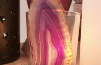 Photophore agate