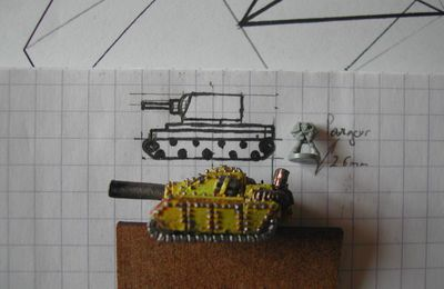 6mm : Blindé KV2