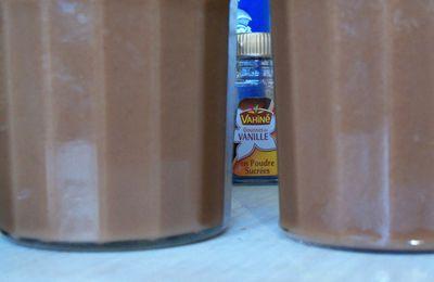 la confiture de lait au chocolat