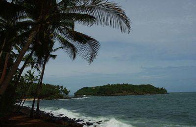Séjour Bernadette et Sandrine - les îles du Salut