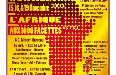 Journées Bami-Trad' 2014 17,18 octobre et 15,16,19 novembre