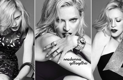 Madonna Gettogether de nouveau sur facebook