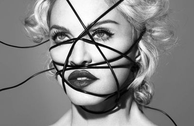 Rebel Heart - Cover HQ