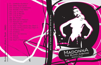 Madonna - The Blond Ambition Tour '90 - Live in Paris