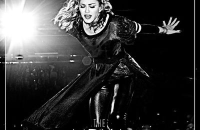 Madonna - MDNA Tour Center Channel Recording By Planete Madonna 2.0