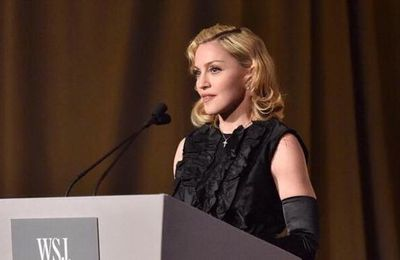 Madonna assiste à la soirée « Innovator of the Year » Awards à New York (05/11/2014)