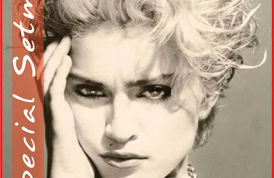 Madonna / THE FIRST ALBUM - Special Setmix bt DJ Reginna