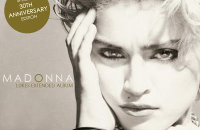 Madonna / THE FIRST ALBUM - Lukes Extended Album