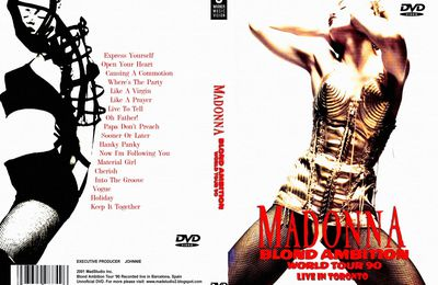 MGTV - Madonna - Blond Ambition World Tour 1990 - Live in Toronto