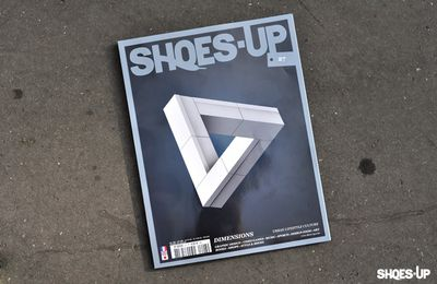 SHOES-UP #27 EN KIOSQUES !