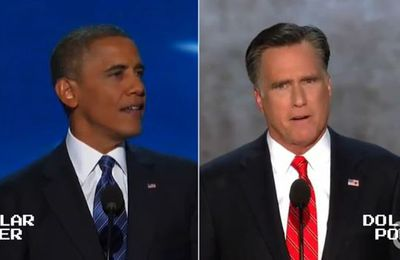 Humour : Patriot Game - Obama vs Romney- 2012